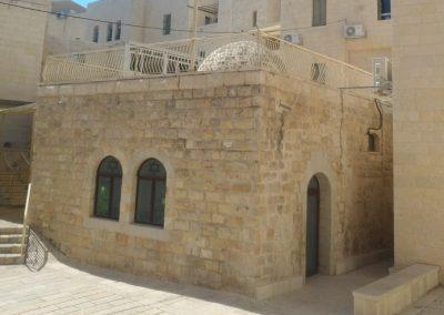 בית הכנסת ושכונת אברהם אבינו